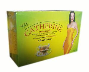 Minceur naturelle Régime CATHERINE HERB TEA sachets de thé tisane | eBay