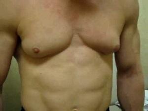 comment perdre du poids des seins masculins