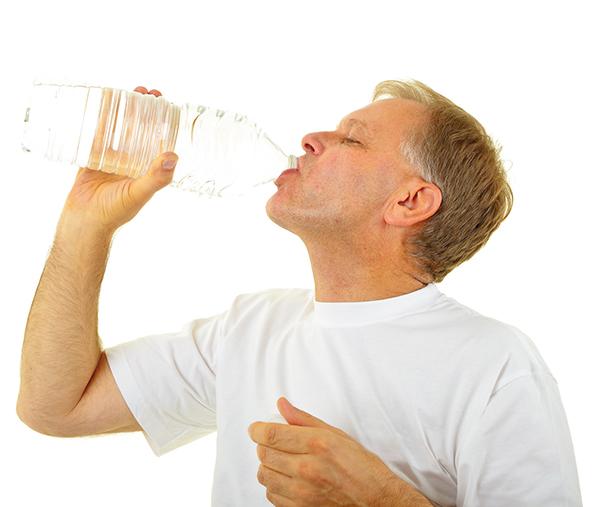 perte de poids soif excessive mictions fréquentes