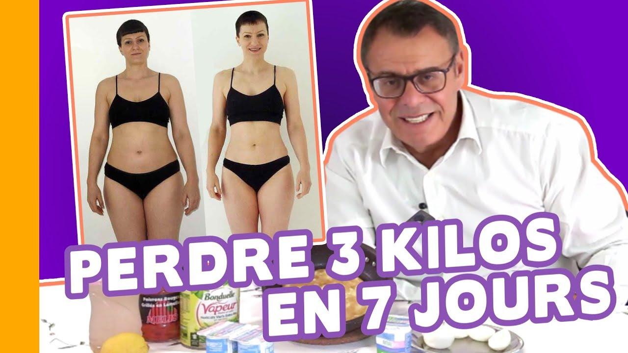La Recette Minceur Comment perdre 13 Kg Dans 25 Jours!
