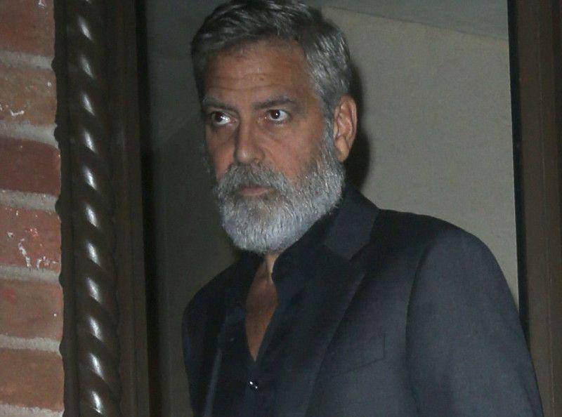 George Clooney aux urgences après une perte de poids importante pour un rôle
