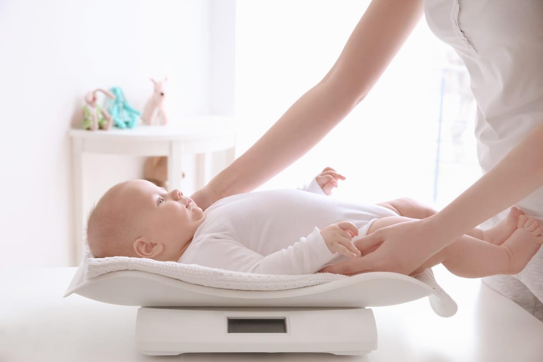 Medicalcul - Pourcentage de perte de poids chez un nourrisson ~ Pédiatrie