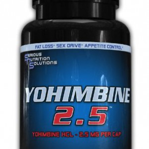 perte de graisse yohimbine