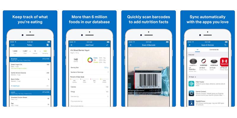 Ces 3 applications gratuites vont vous faire perdre du poids facilement