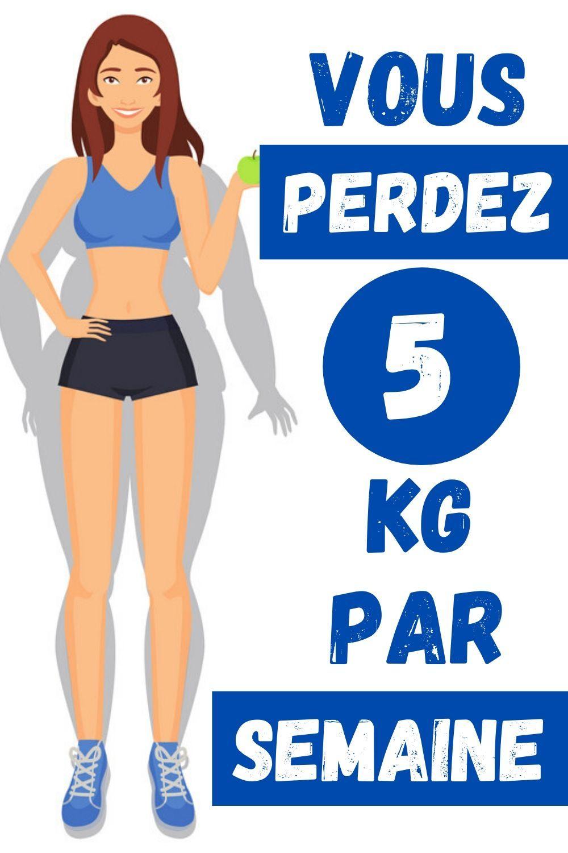 pouvez-vous perdre du poids en 7 semaines Perte de poids aaron baker