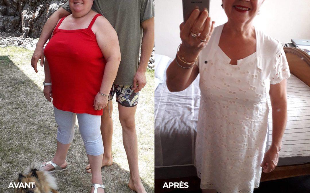 Rosa ecoslim cad et perte de poids