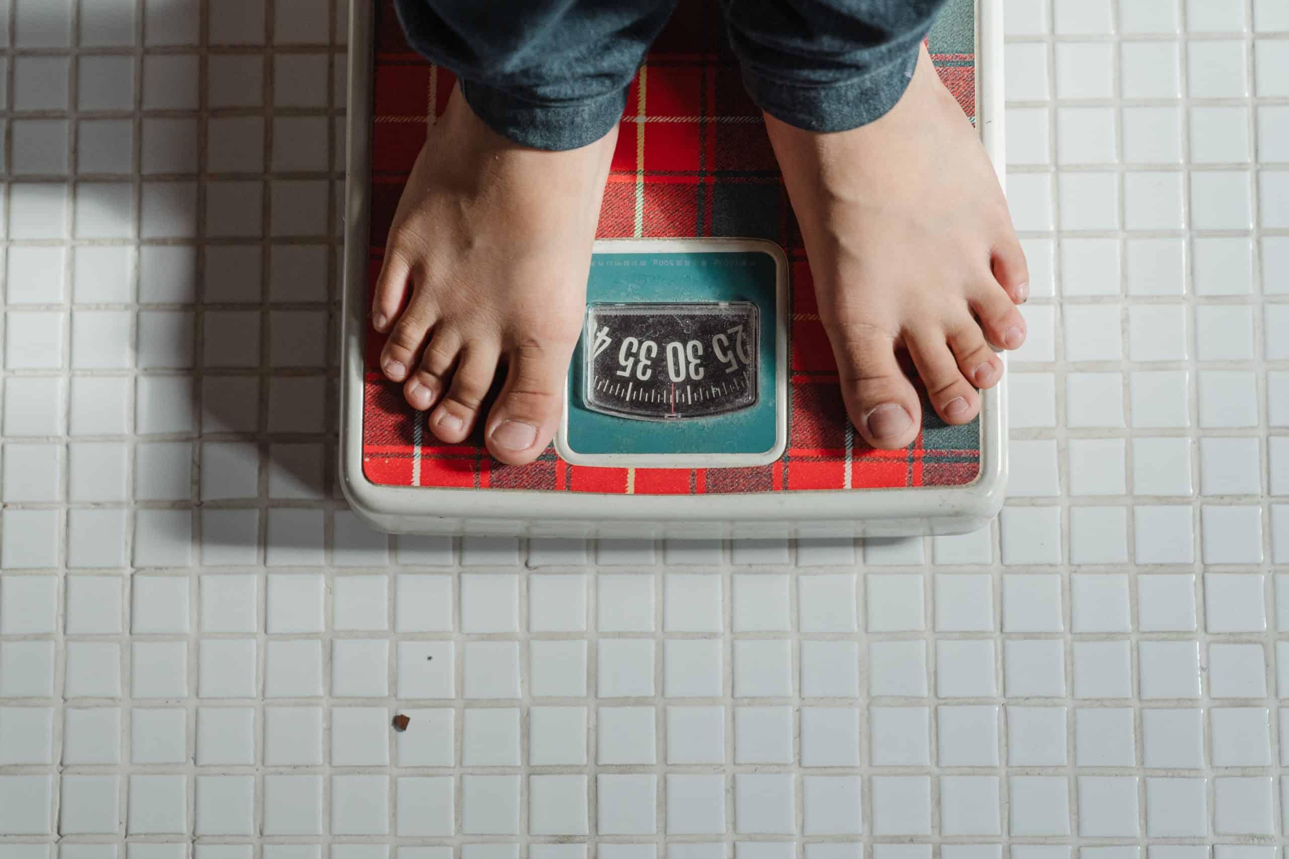 santé dentaire et perte de poids
