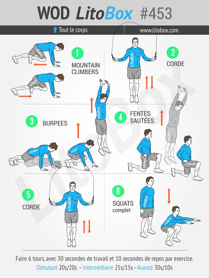 HIIT : comment maigrir en faisant 7 minutes de sport par jour - Marie Claire