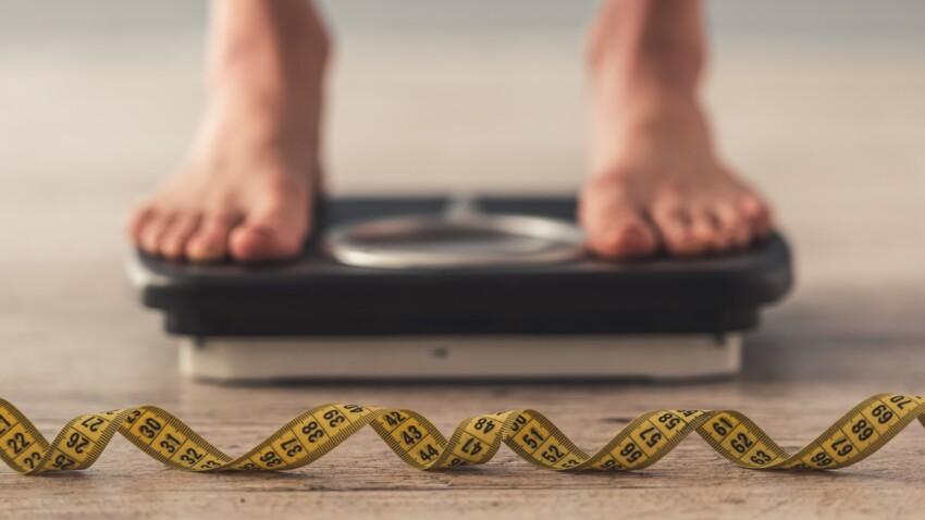 maladie de perte de poids drastique