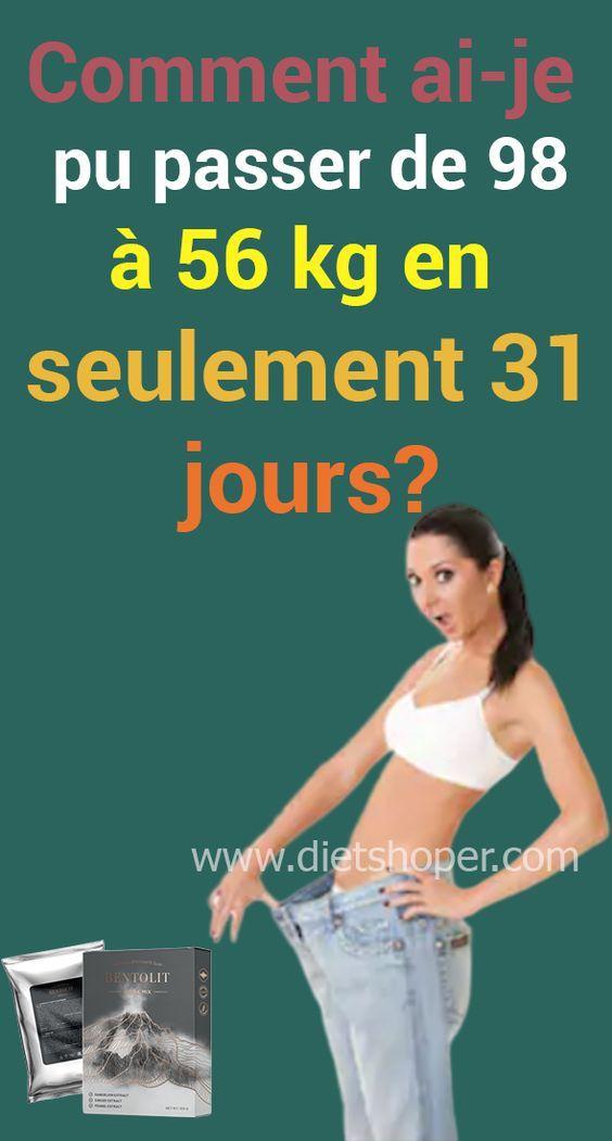 perte de poids en 84 jours