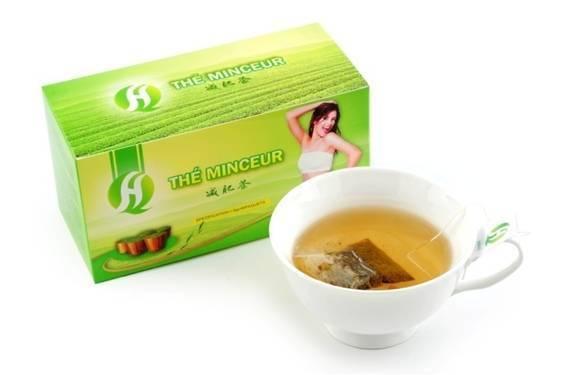 Thé minceur : thés brûle-graisse et coupe-faim perte de poids - Pharmasimple