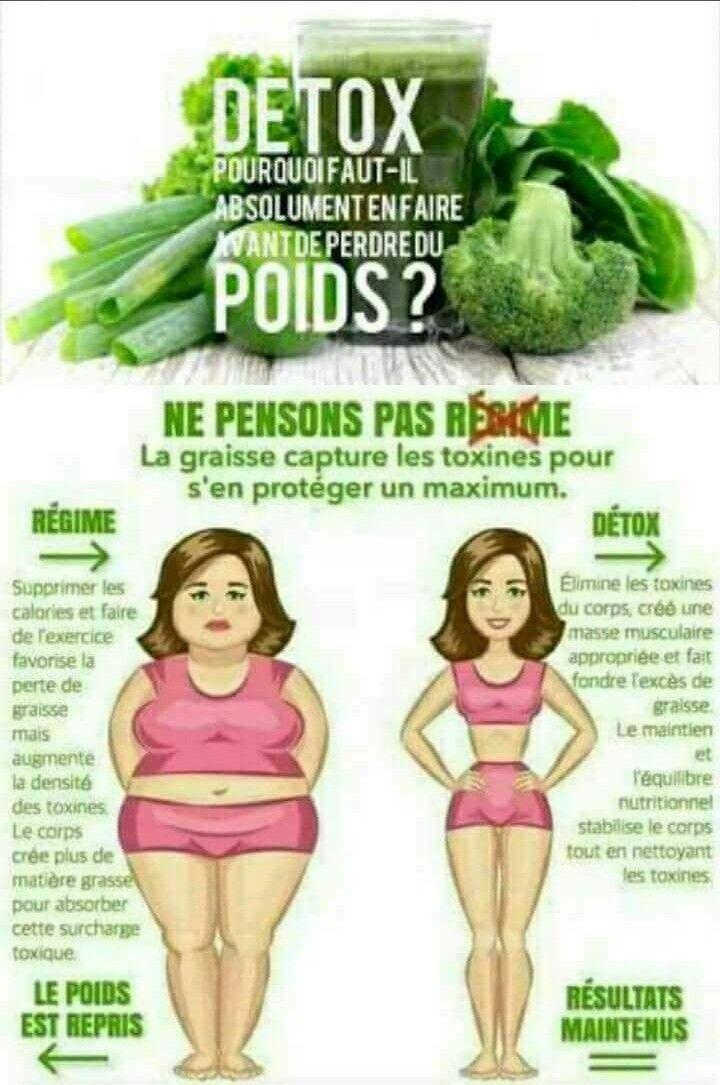 tout le corps nettoie la perte de poids