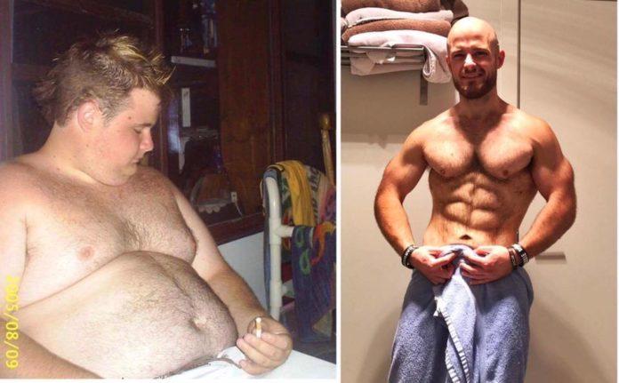 perdre du poids 40 livres en 4 mois