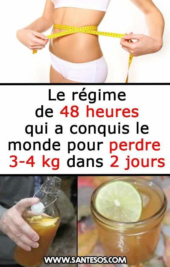 48 perte de poids