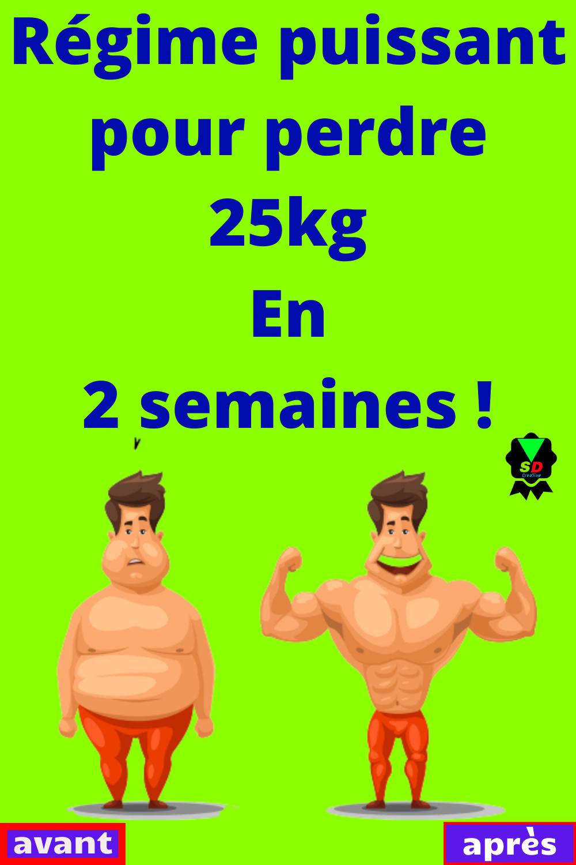 perdre du poids 25kg moyen le plus sain de perdre la graisse du ventre