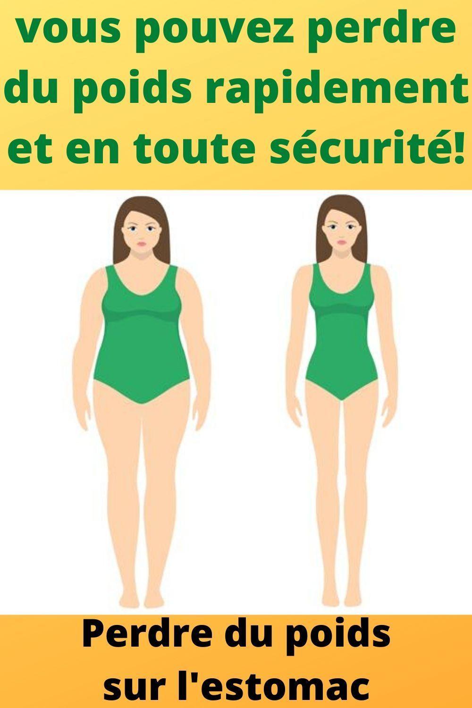conseils de perte de poids en toute sécurité