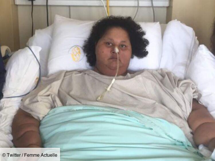 Inde : la femme la plus grosse du monde a perdu kg