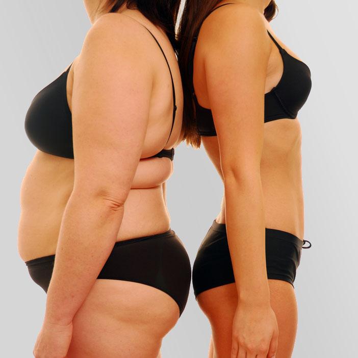 10 semaines de perte de graisse corporelle
