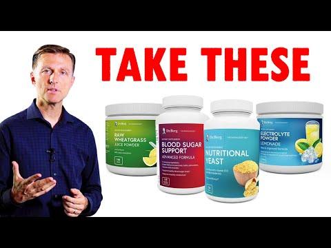 dr berg perdre du poids rapidement