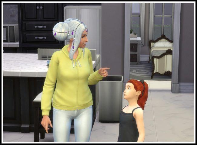 Le poids des Sims — Les Sims
