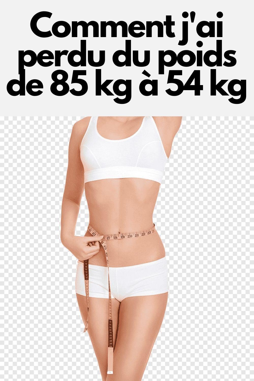 Perte de poids : découvrez l'histoire inspirante de Paula