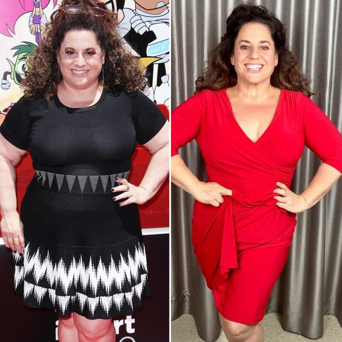 perdre du poids au milieu de la quarantaine