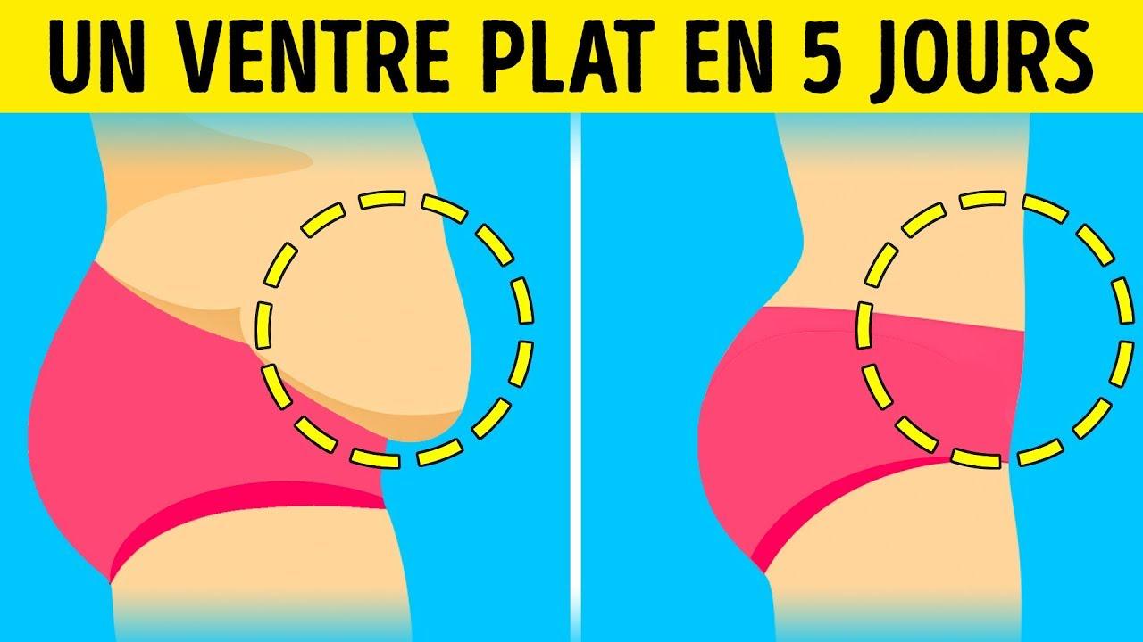 Perdre du ventre : 3 exercices pour retrouver un ventre plat