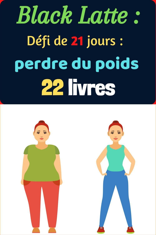 perte de poids en 21 jours