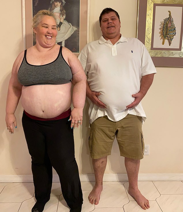 juin boo boo perte de poids 2021