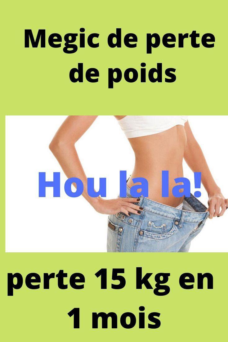 perte de graisse du ventre 1 mois