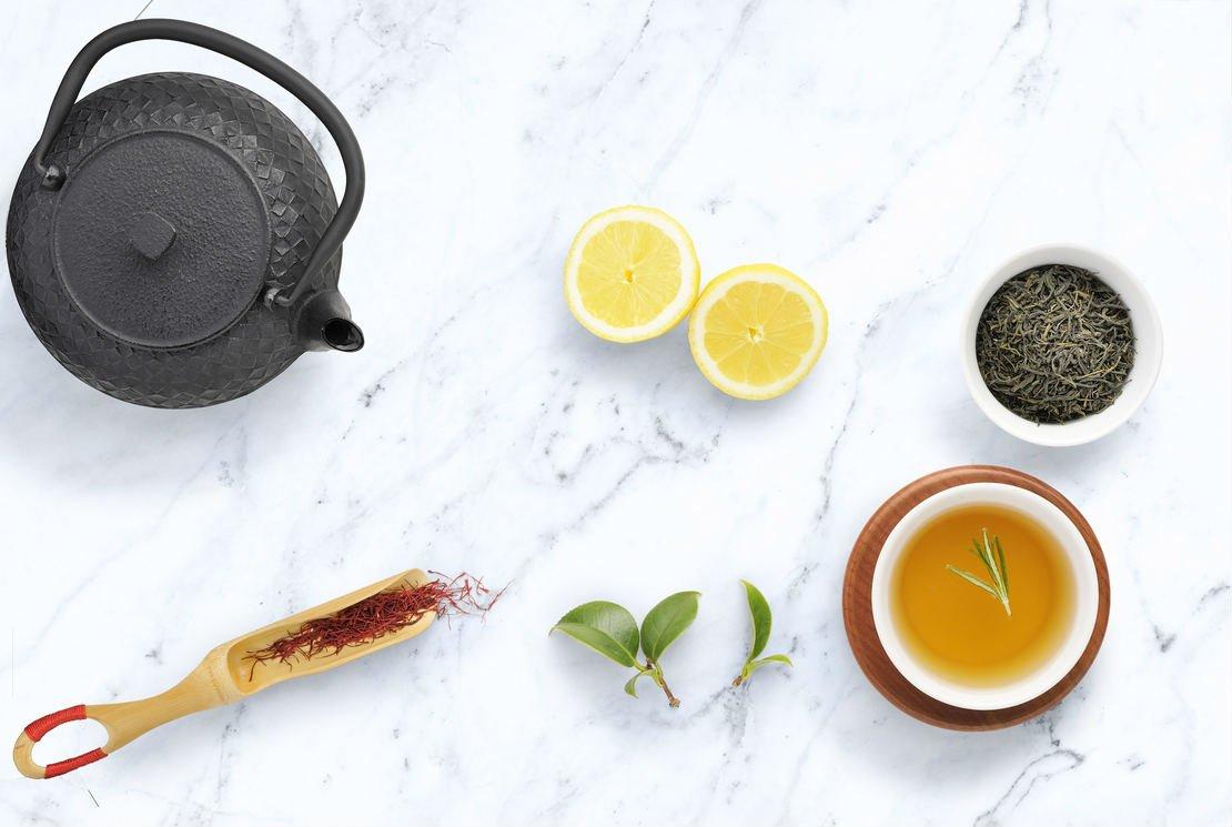 le thé à la rose vous fait-il perdre du poids