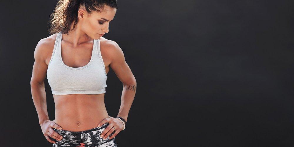 Mincir des bras et du haut du corps en salle de sport - Marie Claire