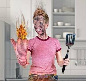5 astuces pour se débarrasser de l'odeur de friture chez soi