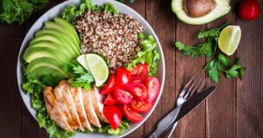 Perte de poids : 6 exemples de menus équilibrés pour garder la ligne : Femme Actuelle Le MAG