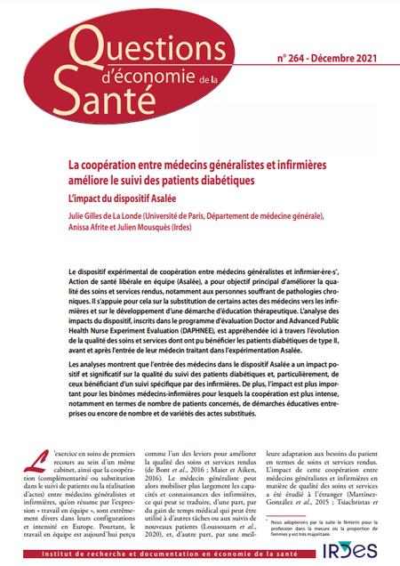 Economie comportementale, santé et médecine - Revue Médicale Suisse