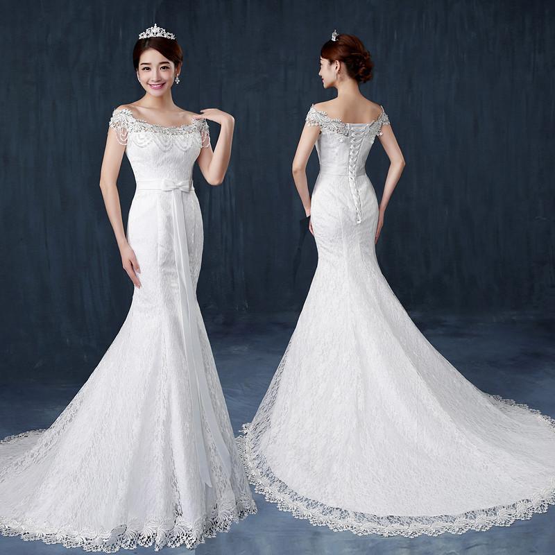 robes de mariée minceur