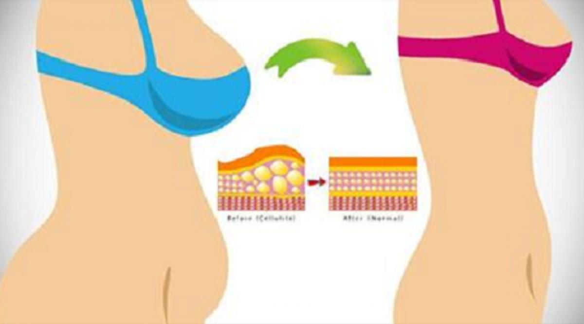 comment éliminer les graisses indésirables du corps