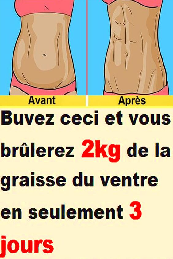 Comment se débarrasser de la graisse viscérale (graisse du ventre) ?