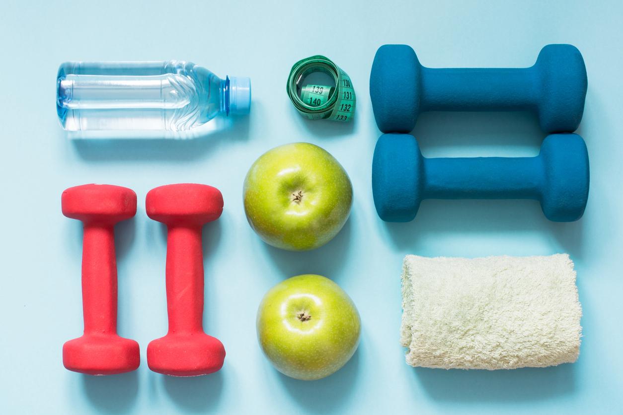 comment organiser le défi de la perte de poids