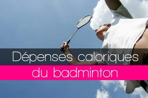comment perdre du poids grâce au badminton