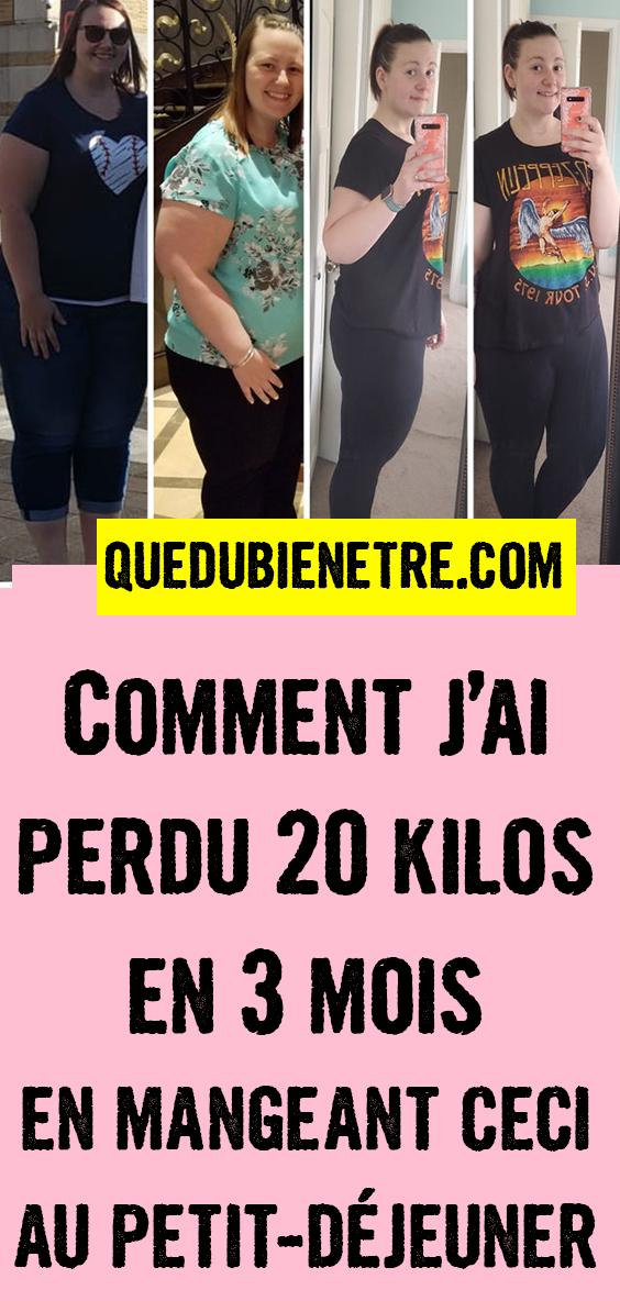 Comment perdre 10 kilos en 3 mois - Guide complet gratuit