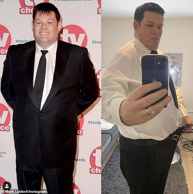 perte de poids même tenue