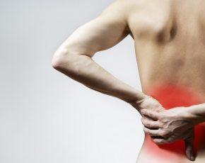 perdre du poids sur le dos
