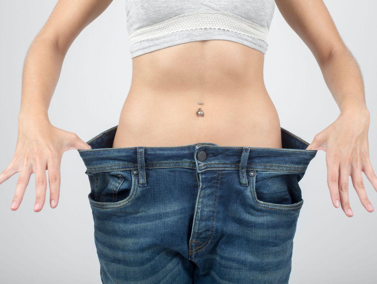 5% de perte de poids corporel