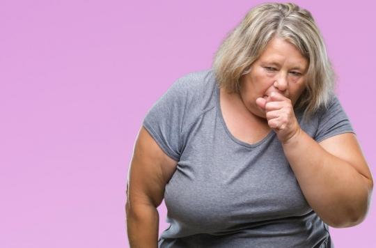asthme entraînant une perte de poids