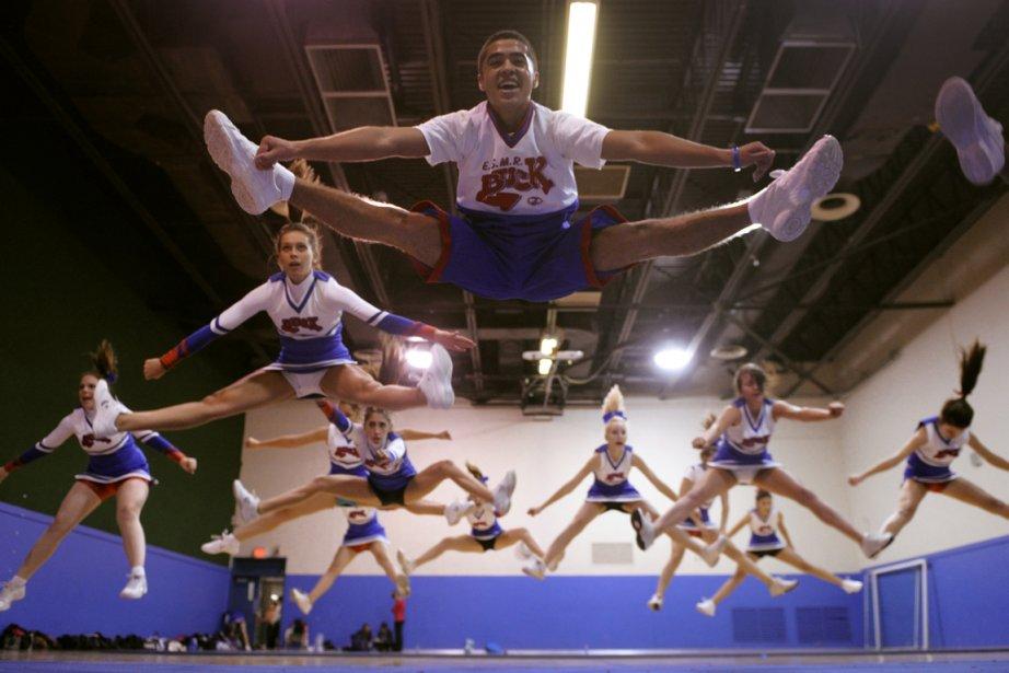Le cheerleading peut-il vous aider à perdre du poids