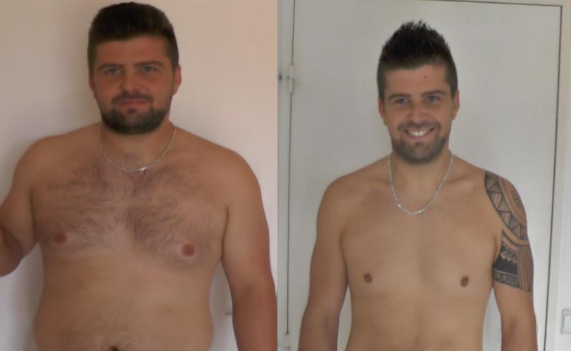 Défi de 90 jours de perte de poids