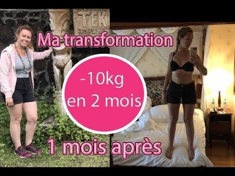 défi de perte de poids