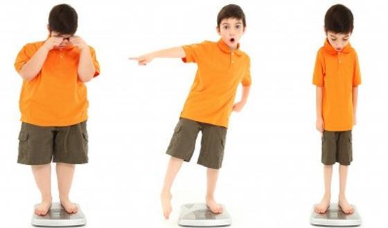 comment perdre du poids si vous êtes un enfant