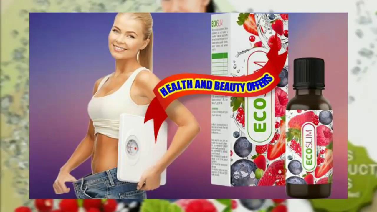 Eco Slim – Complément alimentaire minceur